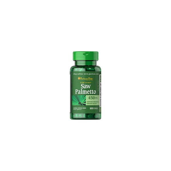 Saw Palmetto(Palmier Pitic) 450mg-100 cps