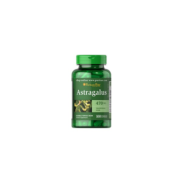 Astragalus 470mg 100cps