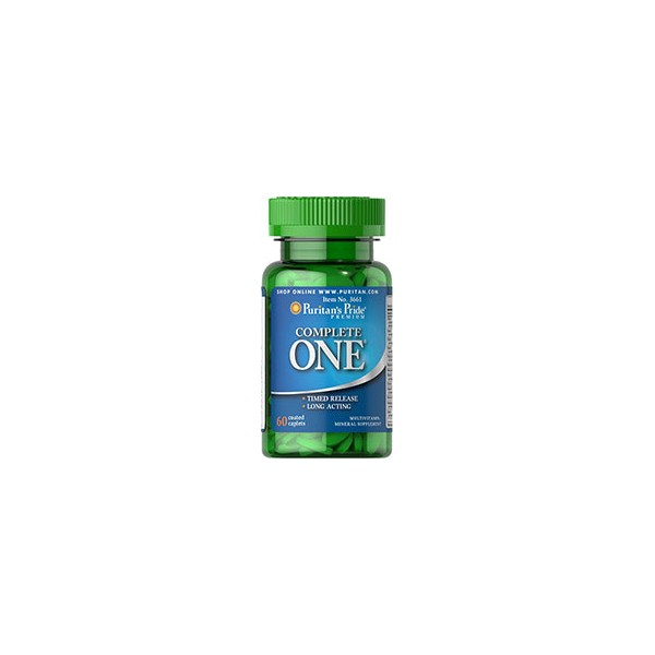Complete One (Multivitamine +Minerale) 60 cps