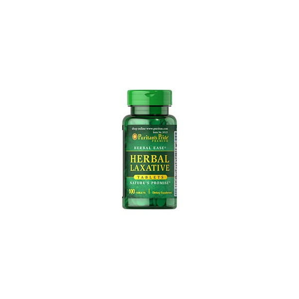 Herbal Laxative-100 tablete